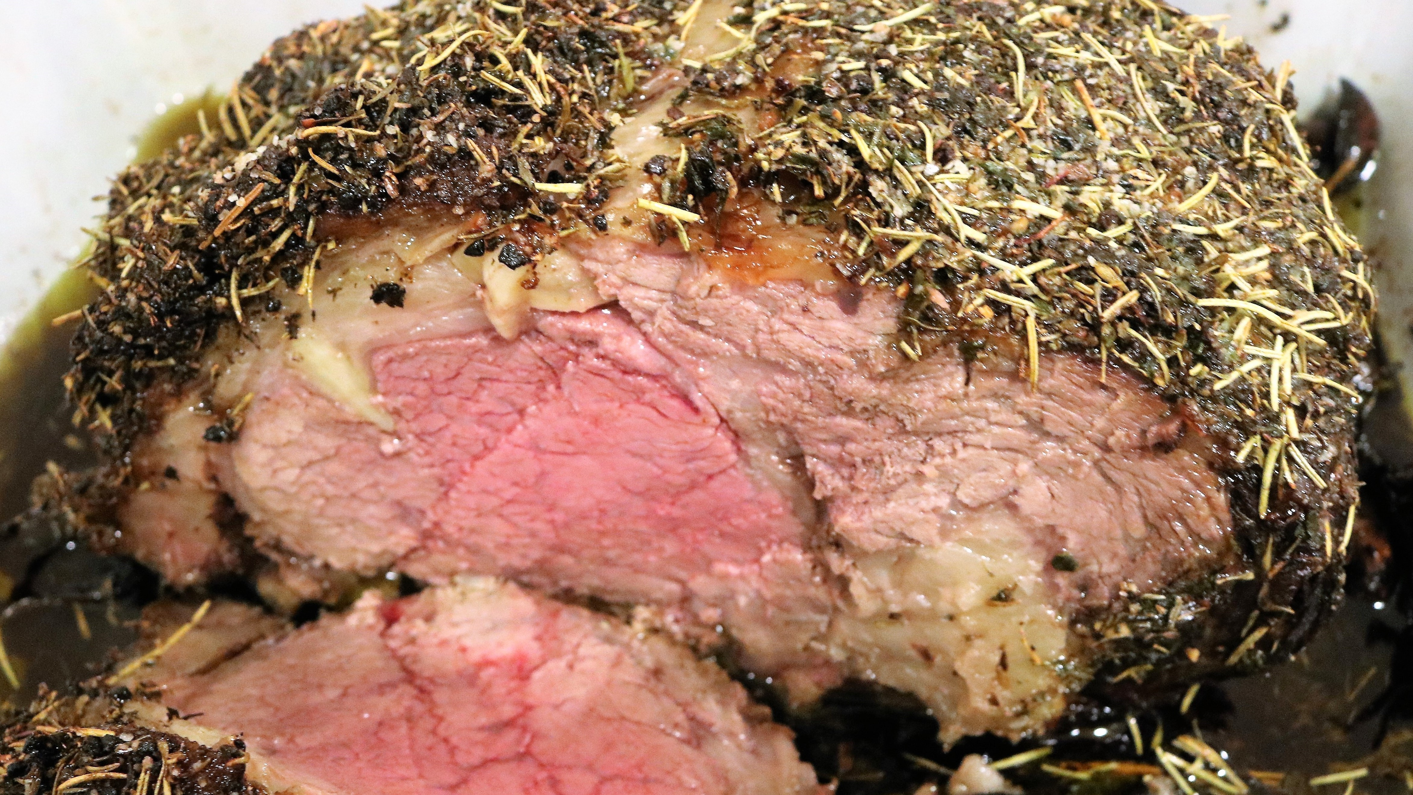 how to cut a prime rib roast into steaks