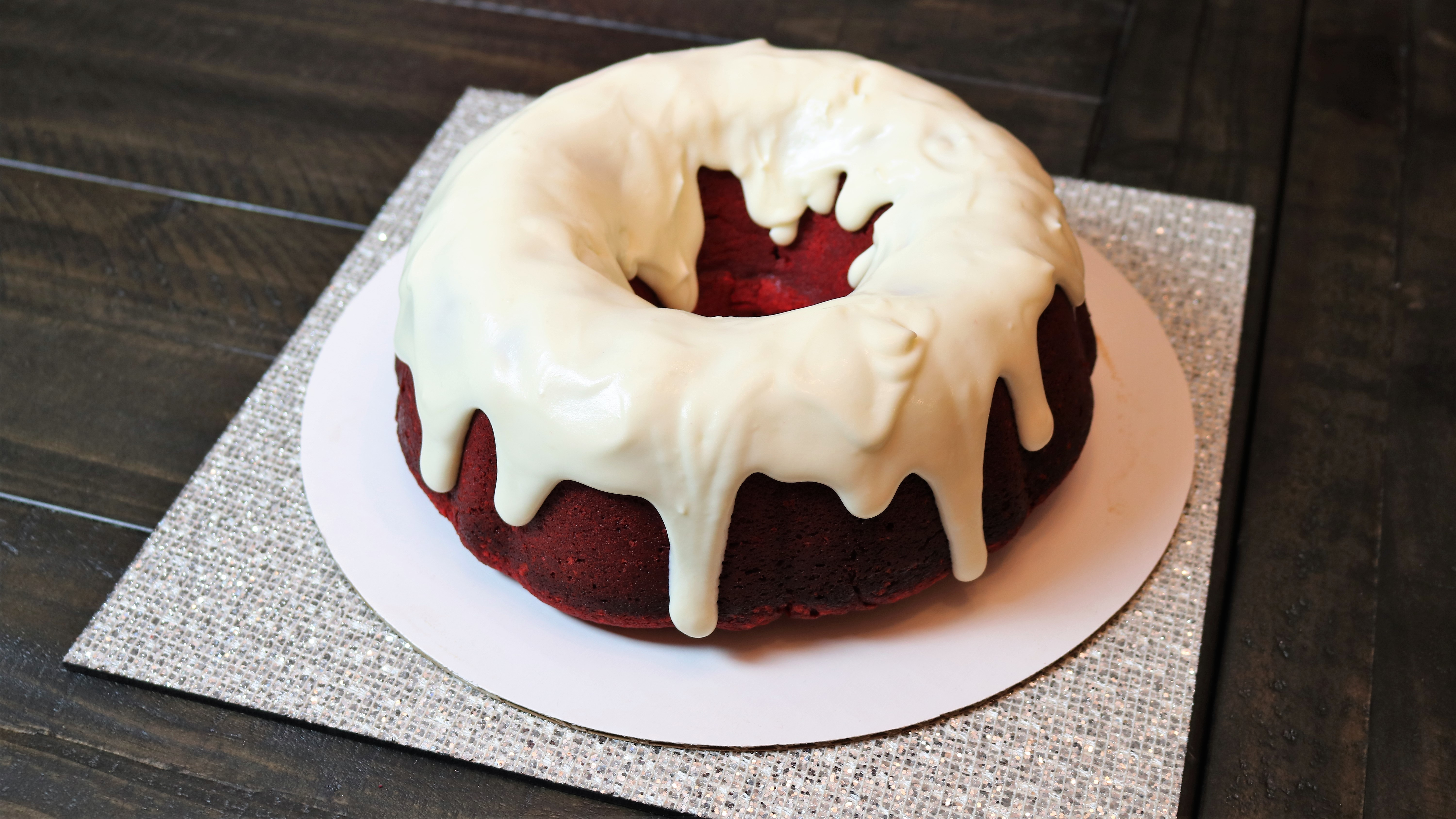 red velvet pound cake cheese softened www cheflorious 7025